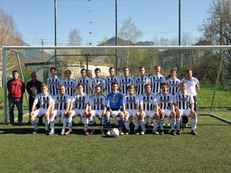 3. Liga Mannschaft 2011 (Bild: Mario Viecelli)