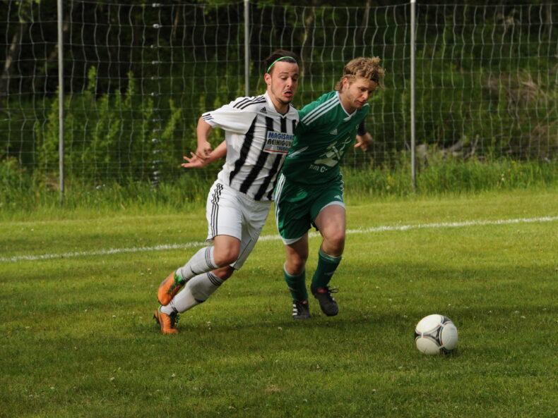 FC Trübbach in Bregaglia (Bild: Mario Viecelli)