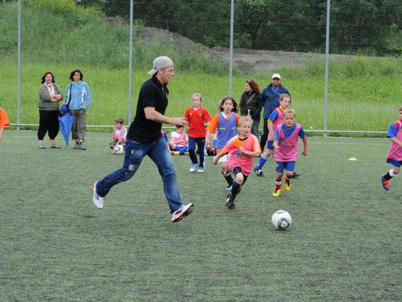 HCD ON TOUR 2012 beim FC Trübbach (Bild: Mario Viecelli)